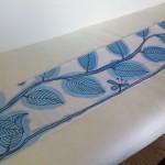 Imparare a dipingere su stoffa e creare motivi floreali